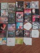 Продам очень много CD DVD дисков с фильмами и музыкой
