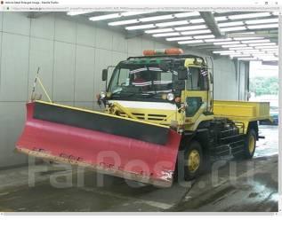 Nissan Diesel UD. Nissan UD 4WD мостовой рессорный, 16 990 куб. см., 10 000 кг.