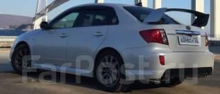 Дверь боковая. Subaru Impreza, GH7, GH8, GE7, GE6, GE3, GE2, GH6, GH3, GH2 Двигатели: EJ154, EJ20X, EJ203