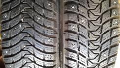 Michelin X-Ice North 3. Зимние, шипованные, 2013 год, износ: 5%, 2 шт