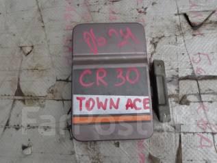Лючок топливного бака. Toyota Town Ace, CR30G, CR30, YR28, YR26, CR36, YR25, CR26, YR21, KR26, CR28, YR36, CR27, CR37, CR21, YR20, YR30, KR27 Toyota M...