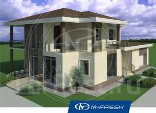 M-fresh Stability (Покупайте сейчас со скидкой 20%! Узнайте! ). 300-400 кв. м., 2 этажа, 4 комнаты, кирпич
