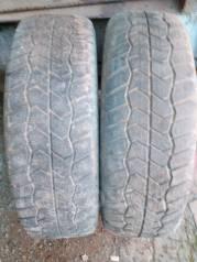 Dunlop Graspic DS1. Зимние, без шипов, износ: 50%, 2 шт