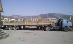 МАЗ 509. Подаётся грузовик Маз 509 тягач, 8 000куб. см., 25 000кг., 4x2. Под заказ