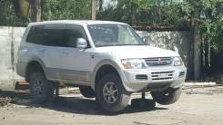 Дверь боковая. Mitsubishi Pajero, V68W, V73W, V75W, V63W, V65W