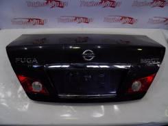 Крышка багажника. Nissan Fuga, Y50