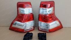 Стоп-сигнал. Toyota Land Cruiser Prado, TRJ125, TRJ12, GDJ150W, GDJ151W, TRJ120, KDJ150L, GRJ150W, TRJ120W, GRJ151W, TRJ150W, GDJ150L, TRJ125W, GRJ150...
