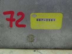 Блок управления abs. Nissan Maxima, A32B Nissan Cefiro, A32, HA32, PA32 Двигатели: VQ30DE, VQ20DE, VQ25DE