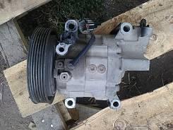 Компрессор кондиционера. Nissan Sunny, FB15, B15 Двигатели: QG13DE, QG15DE
