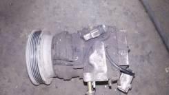 Компрессор кондиционера. Toyota Camry Prominent, VZV30, VZV31 Двигатель 1VZFE