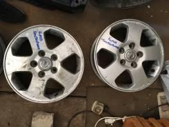 Nissan. 5.5x16, 5x114.30, ET45