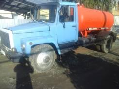 ГАЗ 3307. Продам ассенизатор с новым оборудованием., 4 200 куб. см., 3,75куб. м.