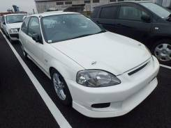 Honda Civic Type R. механика, передний, 1.6, бензин, 160 тыс. км, б/п, нет птс. Под заказ