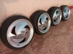 Коварные разборные диски без резины Nankang. 7.0x16, 4x100.00, 4x114.30