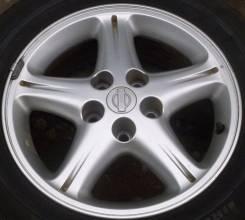 Диски R16 5*114,3 Nissan+жирные шипы Yokohama IG35 215/60. 6.5x16 5x114.30 ET45