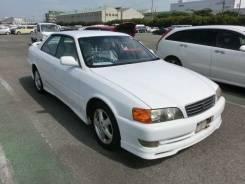 Toyota Chaser. автомат, задний, 2.5, бензин, 138 тыс. км, б/п, нет птс. Под заказ
