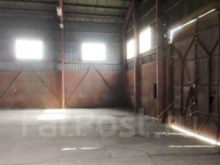 Сдается в аренду охраняемый склад- 1000 кв. м в Уссурийске. 1 000 кв.м., улица Резервная 31, р-н 6 километр