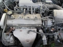 Двигатель в сборе. Toyota Sprinter Carib, AE115, AE115G Двигатель 7AFE