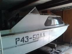 Амур 2. Год: 1993 год, длина 6,00м., двигатель стационарный, 77,00л.с., бензин
