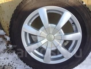 Комплект колес зима Goodyear 185/65 R15 литье 5*100 и 5*114.3 JJ6. 6.0x15 5x100.00, 5x114.30 ET40 ЦО 73,0мм.
