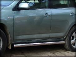 Пороги d-76 Toyota RAV-4 2006-2009 Г. В. Под заказ