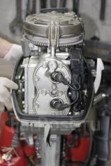Suzuki. 25,00л.с., 2х тактный, бензин, нога L (508 мм)
