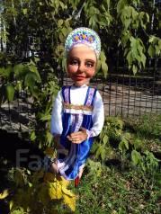 """Кукла на заказ для театра """"Василиса Прекрасная"""""""