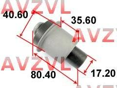 Сайлентблок подрамника TNC 54400-3U800 AAMNI1056