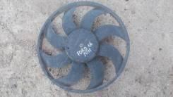 Вентилятор охлаждения радиатора. Ford Focus Двигатель 1 6 TIVCT