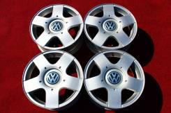 Volkswagen. 6.0x15, 5x100.00, ET38, ЦО 57,0мм.