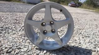 Mitsubishi. 6.0x15, 4x100.00, ET46