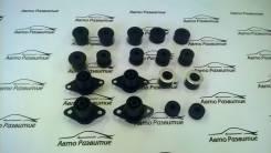 Подушка кузова. Toyota Land Cruiser, FJ80, FZJ80, HZJ80, HZJ81, HDJ80, HDJ81 Двигатели: 1HZ, 1HDT, 3FE, 1FZFE, 1HDFT, 3F, 1FZF