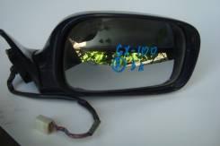 Зеркало заднего вида боковое. Toyota Mark II, GX100