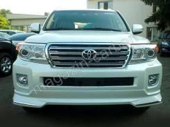 Губа. Toyota Land Cruiser, UZJ200W, VDJ200, J200, URJ202W, GRJ200, URJ200, URJ202, UZJ200