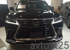 Обвес кузова аэродинамический. Lexus LX450d, URJ200, URJ201 Lexus LX570, URJ201. Под заказ
