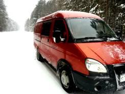 ГАЗ 2705. , 2 400куб. см., 950кг., 4x2