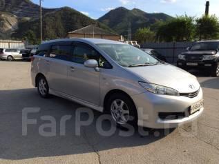 Toyota Wish. автомат, передний, 1.8 (144 л.с.), бензин, 95 000 тыс. км