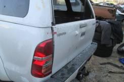 Toyota Hilux. ПТС PickUp 2012г. KUN25 2KD Белый.