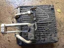 Промывка радиатора печки!