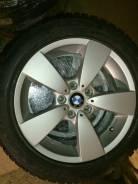 Зимние колеса в сборе на BMW 5-й серии Е60хi (полный привод). 7.5x17 5x120.00 ET43