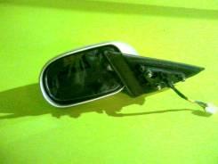 Зеркало заднего вида боковое. Nissan Skyline, V35 Двигатель VQ25DD