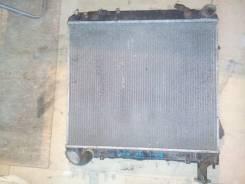 Радиатор охлаждения двигателя. Toyota Regius, RCH41 Двигатель 3RZFE
