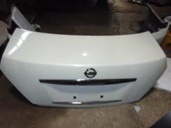 Крышка багажника. Nissan Teana, J31 Двигатель VQ23DE