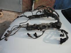 Проводка двс. BMW 7-Series, E66