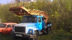 ГАЗ 3307. Продам телескопическую Автовышку Газ 3307, 4 200 куб. см., 17 м.
