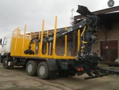 МАЗ. Сортиментовоз Т 6322А на Шасси -6312В9-429-012, 12 000 куб. см., 20 000 кг.