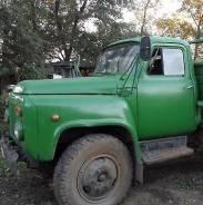 ГАЗ 53-12. Газ 5312, 130 куб. см., 5 000 кг.