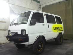 Mitsubishi Minicab. механика, 4wd, 0.8 (48 л.с.), бензин