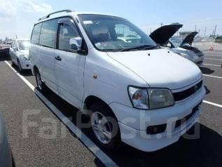 Toyota Noah. автомат, 4wd, 2.0, бензин, 152 тыс. км, б/п, нет птс. Под заказ