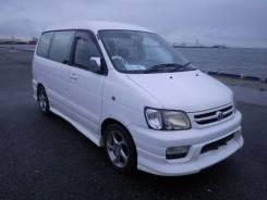 Toyota Noah. автомат, передний, 2.0, бензин, 144 тыс. км, б/п, нет птс. Под заказ